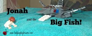 Jonah lego building