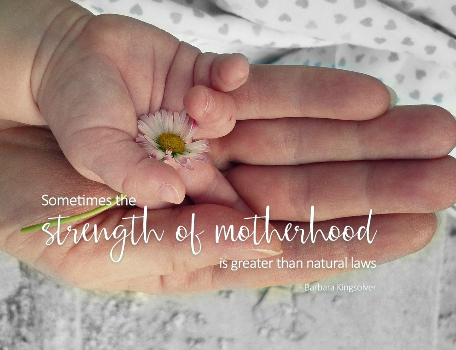 strengthofmotherhood