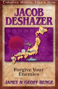 Jacob deShazer cover