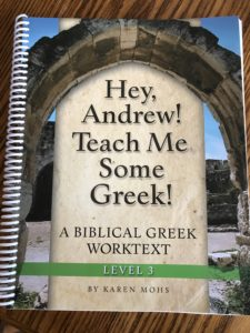 Teach me some Greek