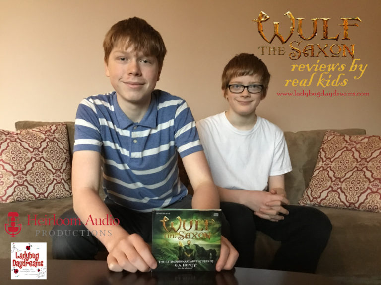 wulf the saxon review