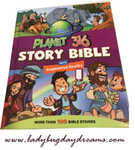 bible storybook cover