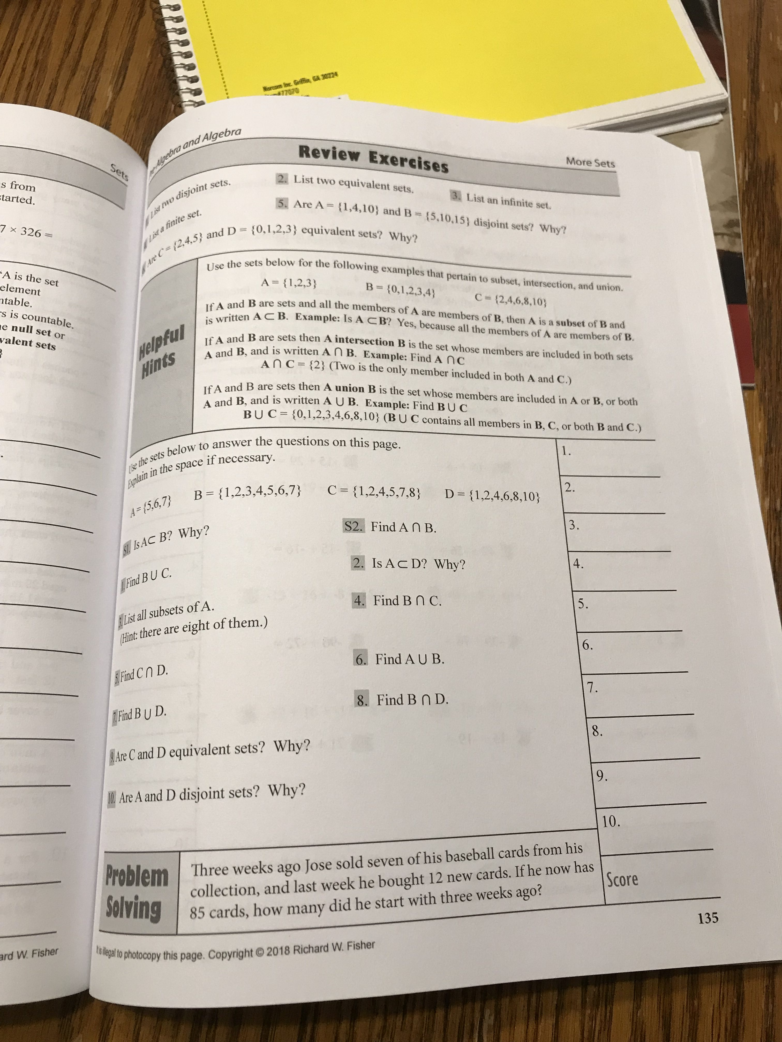 Math for Adults (Math Essentials review)