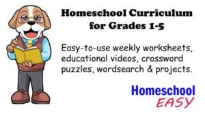 homeschool easy logo