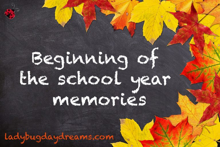 a chalk board with fall leaves around the edge. the title of the post is written in a chalkboard font in the middle.